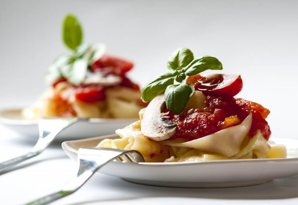 Tips voor de beginnende vegetariër van tagliatelle lover Marjet