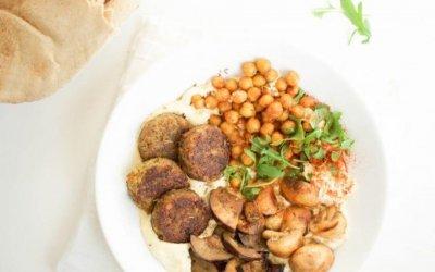 Top 5: recepten met falafel