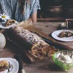 De Duitse keuken: apfelstrudel