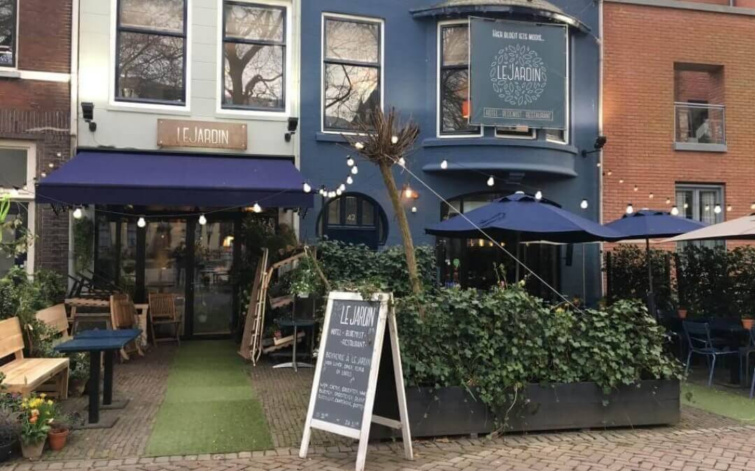 Top 5: terrassen in Utrecht