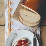 De Duitse keuken: Licht kwark brood