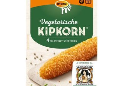Getest: Mora Vegetarische Slager vegan (!) Kipkorn
