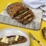 Klassiek paasbrood met amandelspijs uit de Airfryer