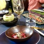 Taiko: In Japanse sferen met het vegan Hanami omakase menu