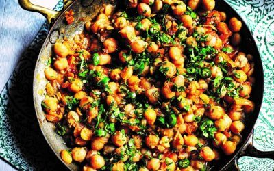 Kookboek The Curry Guy Easy: Channa