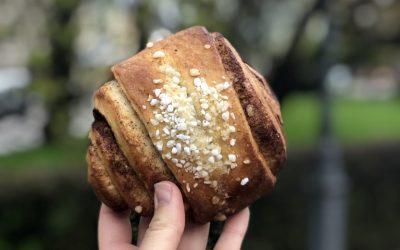 Nordic food trends om over naar huis te schrijven