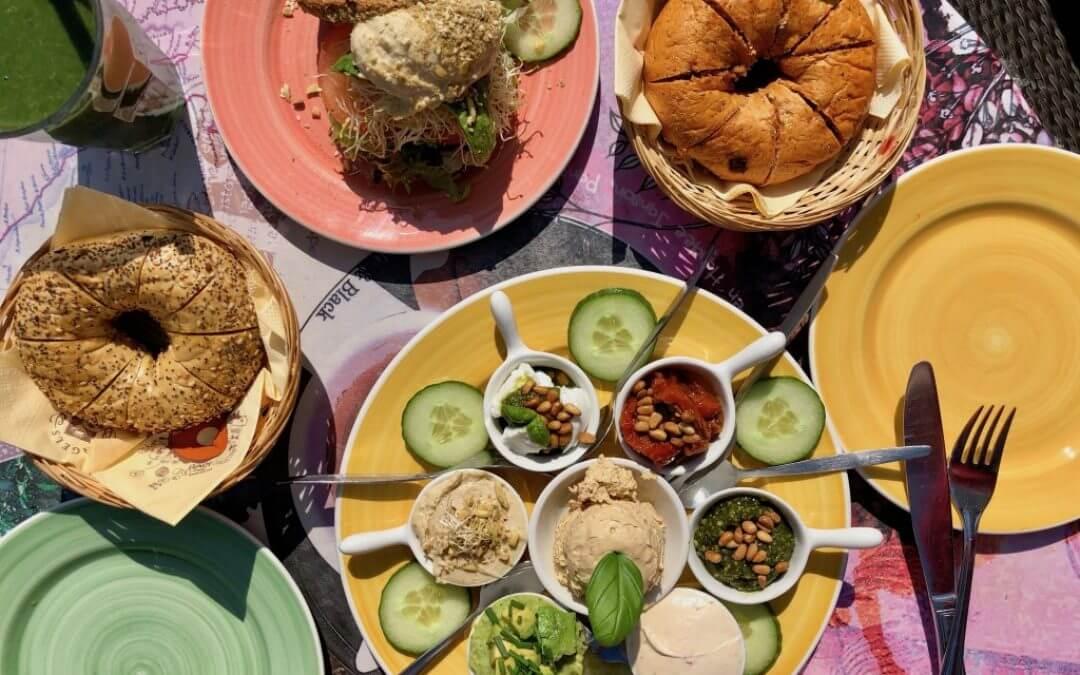 Bagels & Beans: verkozen tot beste vegetarische restaurant