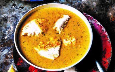 Kookboek The Curry Guy: Mulligatawny