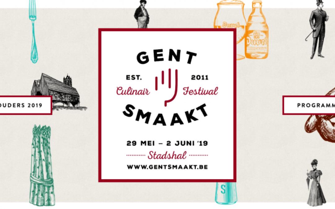 Hemelvaartsweekend tip: culinair festival Gent Smaakt
