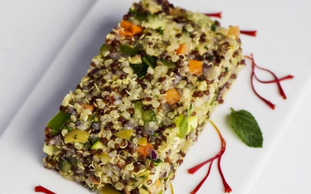 Vegan Monday: Tabouleh van quinoa