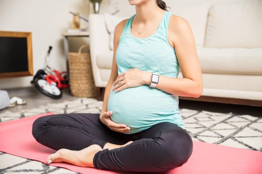 Zo kun je probleemloos zwanger sporten
