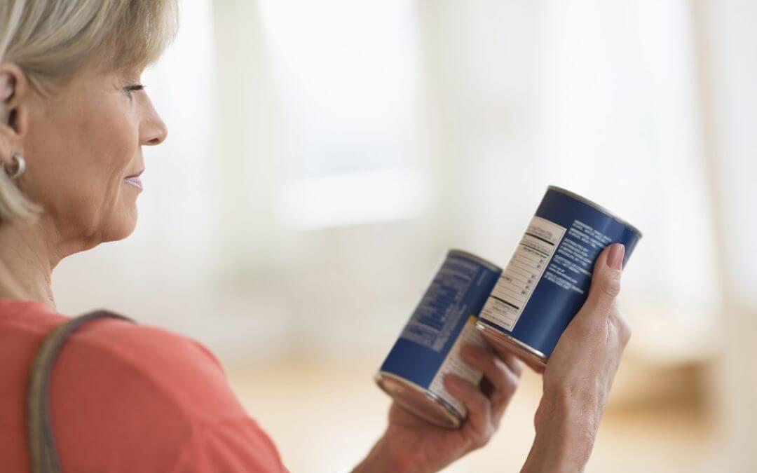 Het etiket uitgelegd: houdbaarheid, voedingsclaims en voedingswaarde