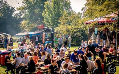 De food festivals die je (dit Pinksterweekend) wilt bezoeken