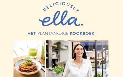 Kookboek: Het plantaardige kookboek van Deliciously Ella