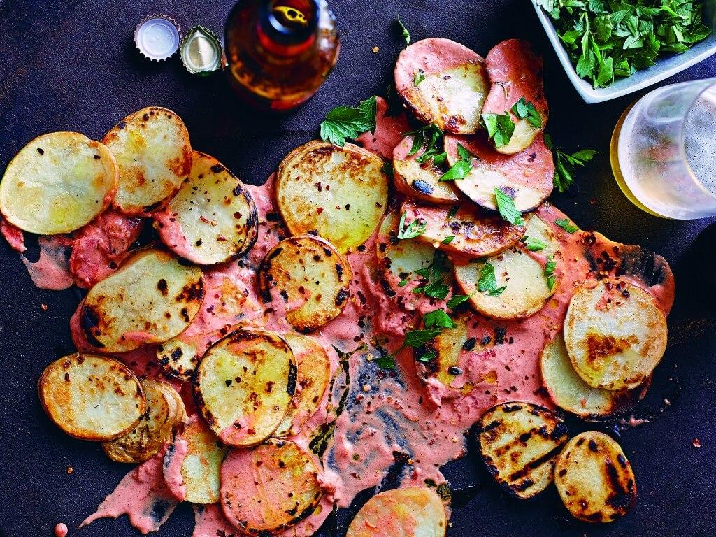 Top 5: vegetarische barbecue recepten