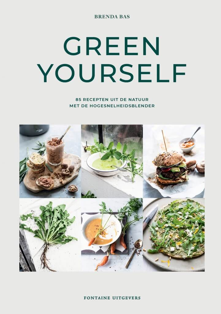 Kookboek: Green Yourself