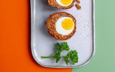 De Vega Optie: Schotse eieren