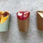 Welke supermarkt heeft de lekkerste: vegetarische wrap