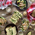 3 zomerse meeneem lunches met Quorn