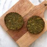 Getest: AH Algen quinoa burger