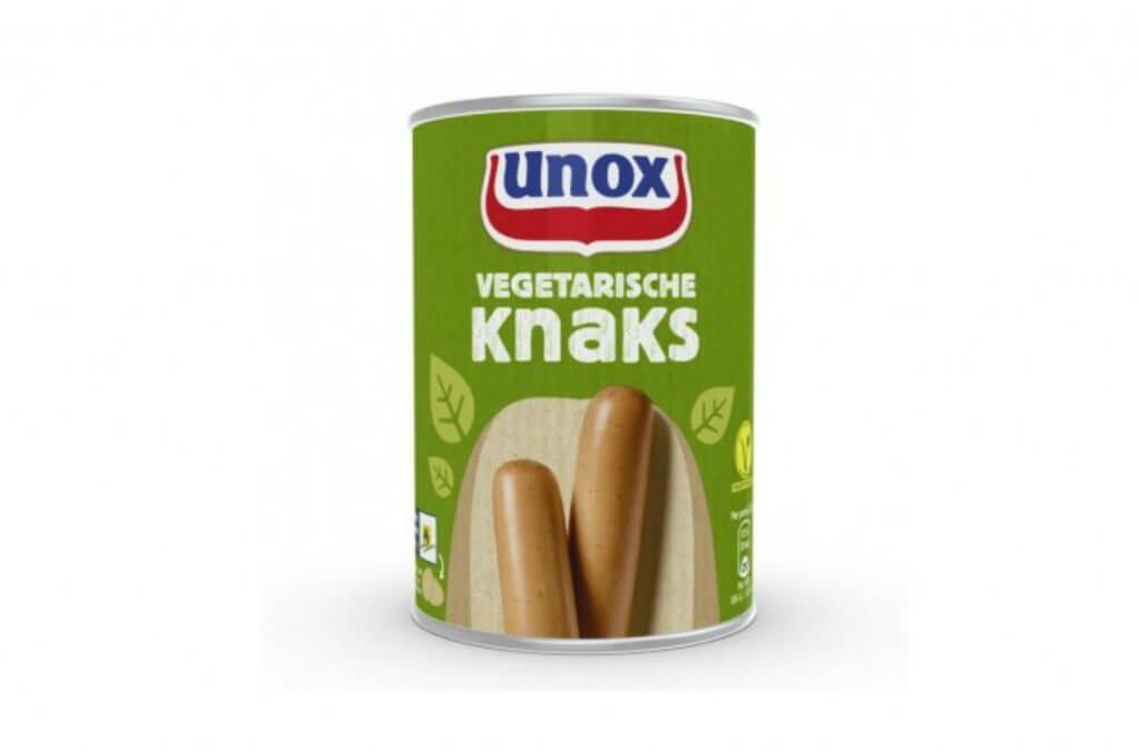 Getest: Unox vegetarische knaks