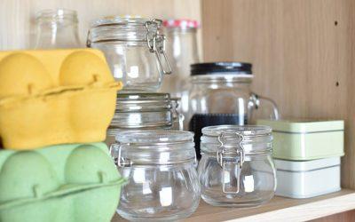 5 tips voor een zero waste keukenkastje