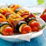Zes tips voor een gezonde vegetarische barbecue en picknick