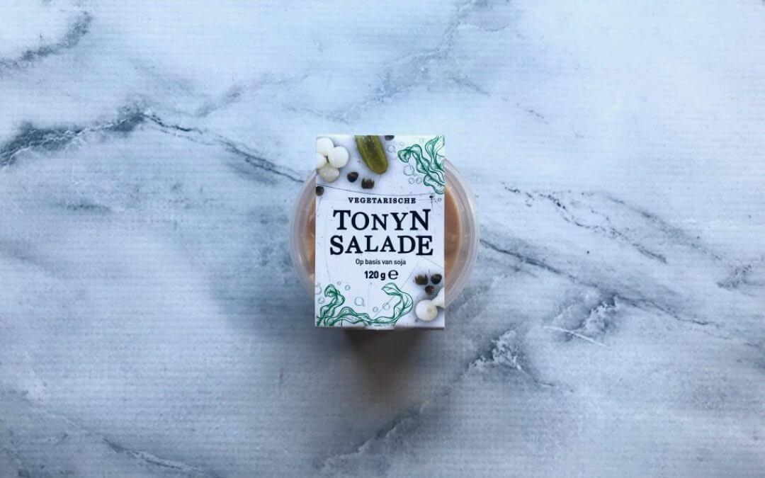 Getest: De Vegetarische Slager Tonyn salade