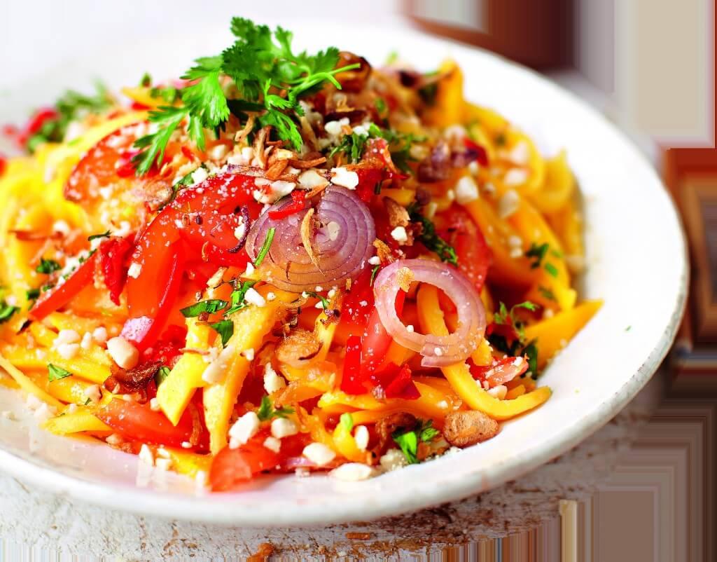 Top 5: zomerse salades