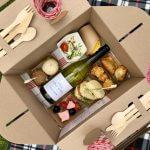 Picknicken in Rotterdam met Karakter's picnic box
