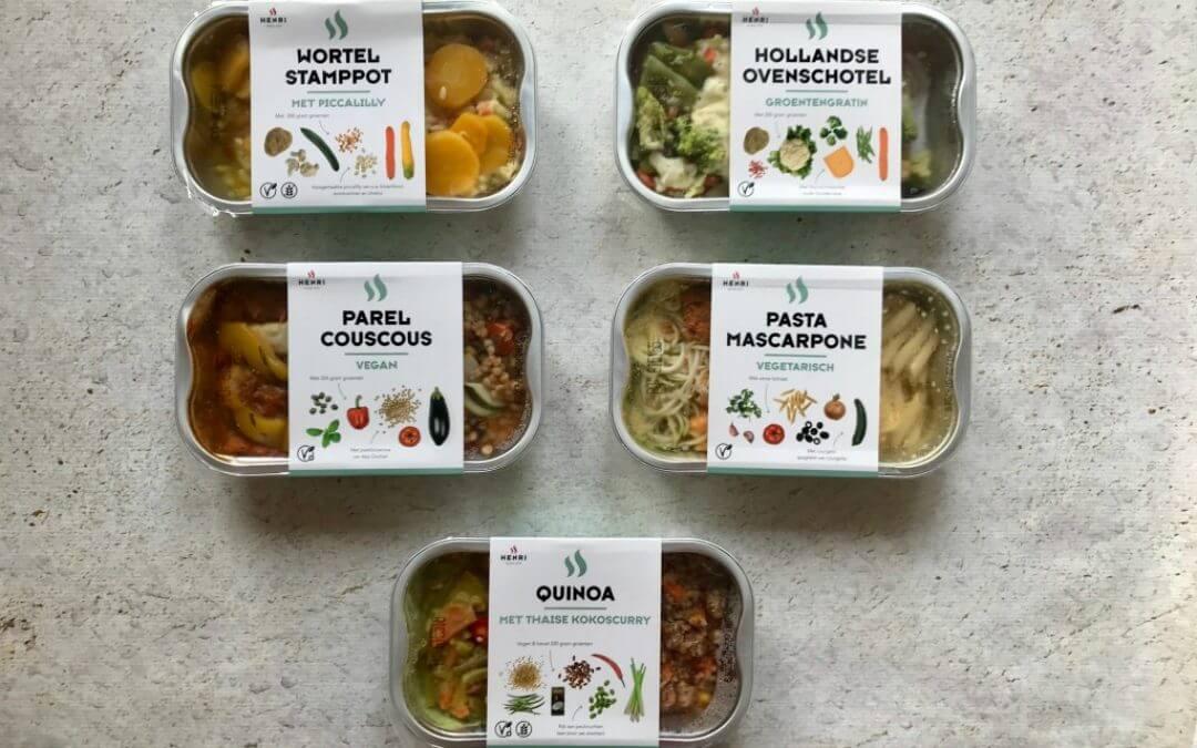 Getest: Vega maaltijden van Picnic x Henri