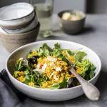 Green Yourself: Salade van bloemkoolrijst met chilipeper en kurkuma