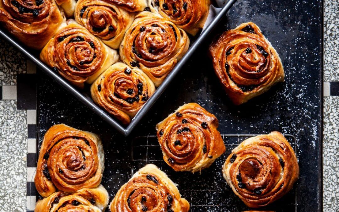 Sinner Saturday: Chelsea buns