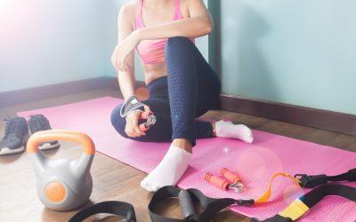6 tips voor een full body workout thuis