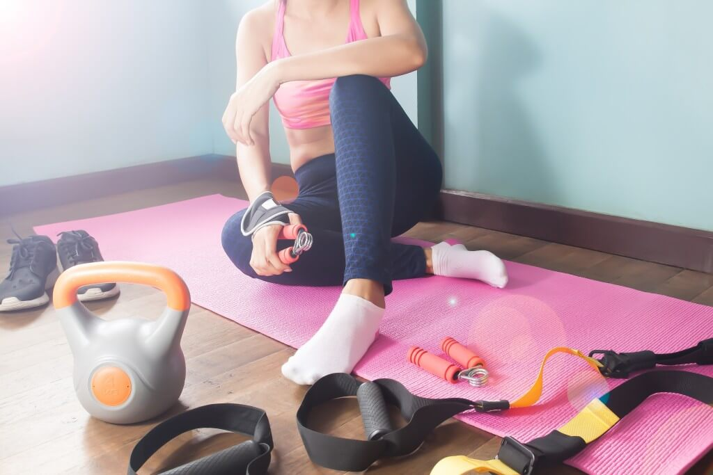 6 tips voor een fullbody workout thuis