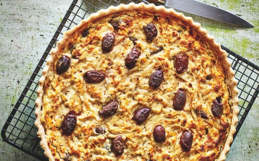 Top 5: hartige taart recepten