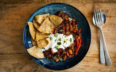Top 5: Mexicaanse recepten