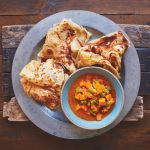 De Maleisische keuken: Maleisisch platbrood