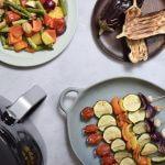 3 manieren om groenten te grillen in de Airfryer + WIN