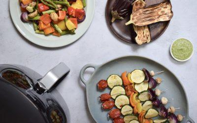 3 manieren om groenten te grillen in de Airfryer