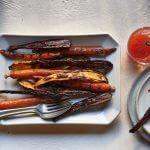 Barbecue: spicy wortels met Thaise dipsaus