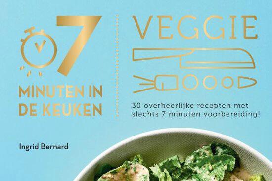 Kookboek: 7 minuten in de keuken - Veggie