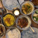 Mama Makan: Indonesische Vegan Rijsttafel