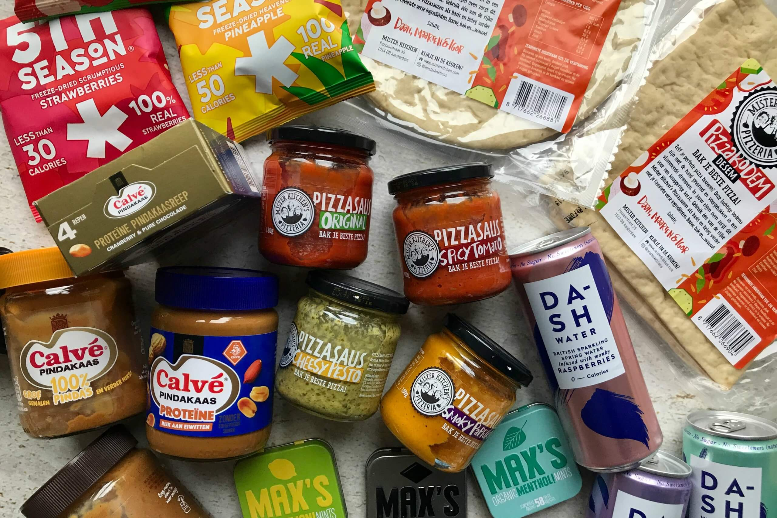 Nieuwe vegetarische producten #56