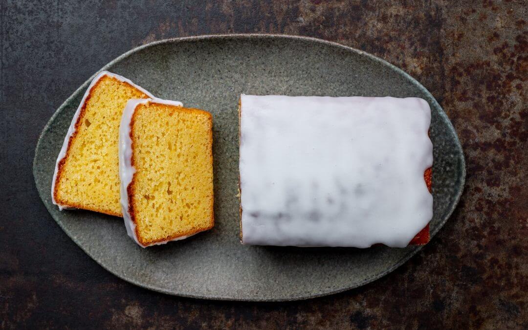 Sinner Saturday: frisse yoghurt cake