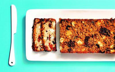 7 minuten in de keuken – Veggie: hartige quinoacake