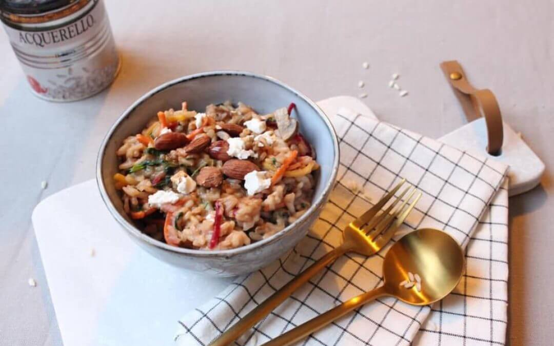 Lezersrecept: risotto met eekhoorntjesbrood