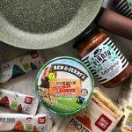 Nieuwe vegetarische producten om te proberen #57