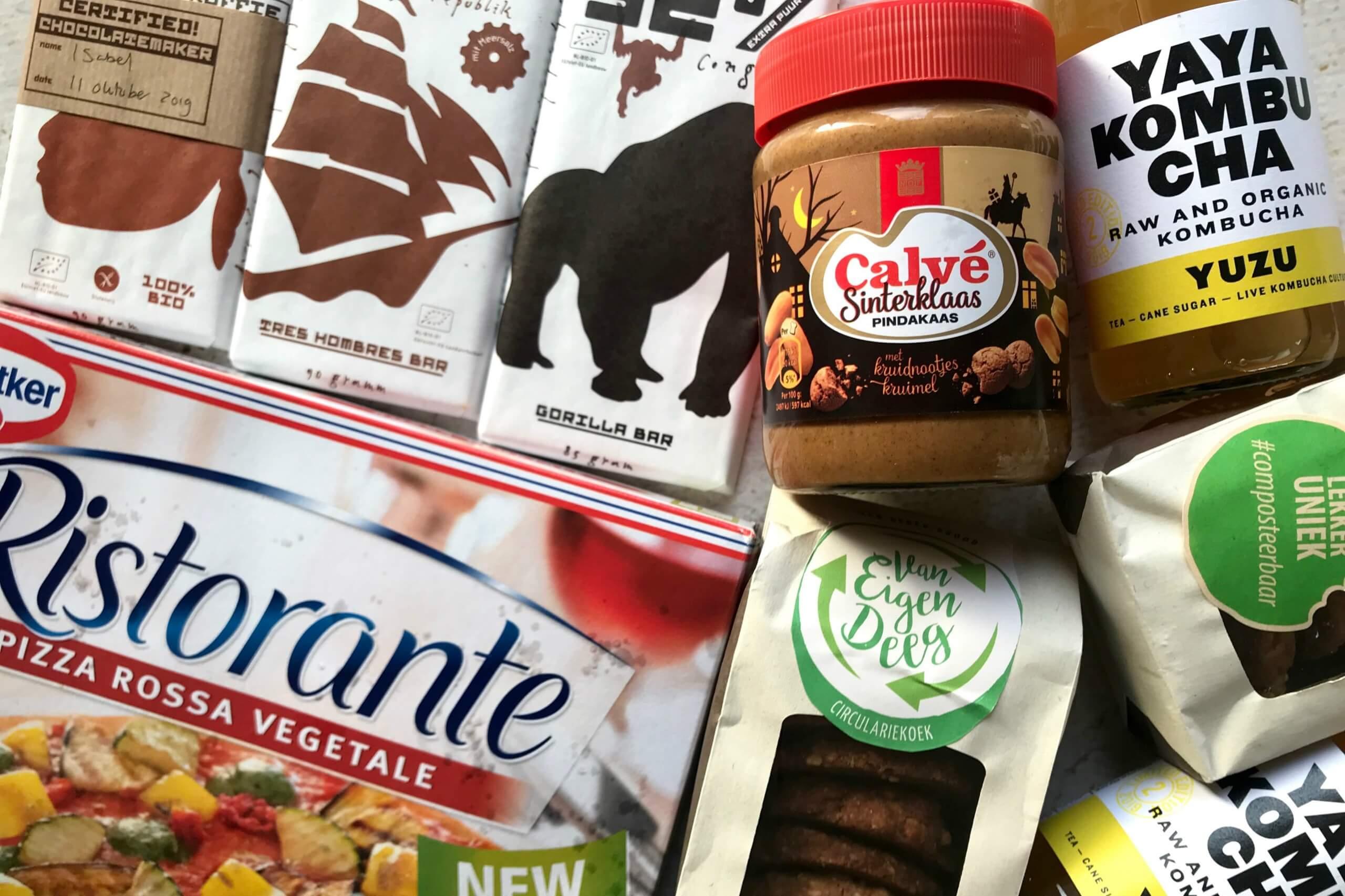 Nieuwe vegetarische producten om te proberen #59