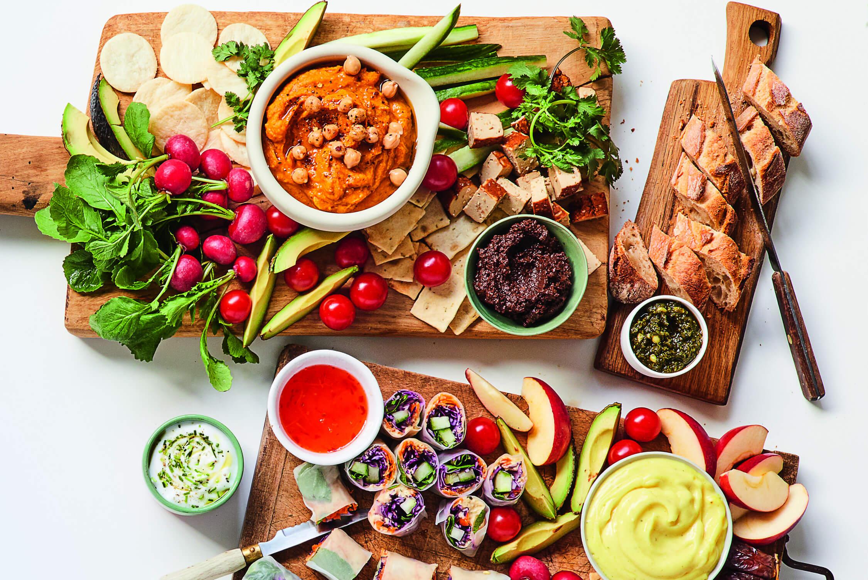 De beste vegetarische en veganistische borrelrecepten van 2019